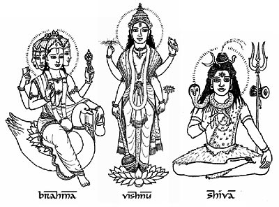 lord brahma coloring pages - photo#15